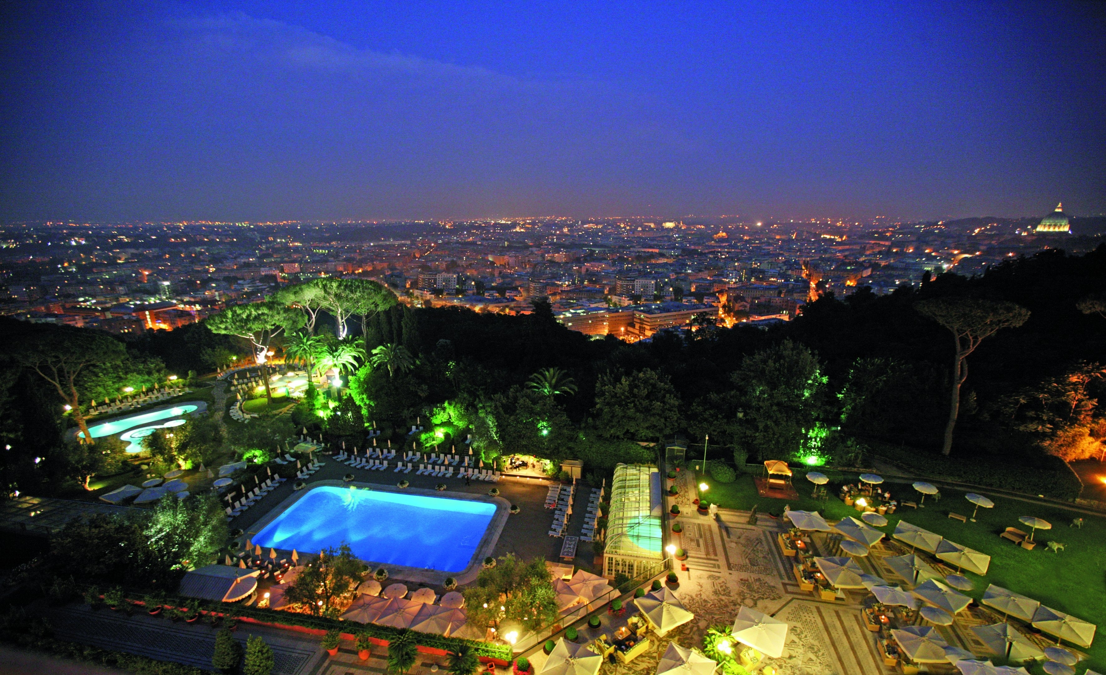 MadMen at the Rome Cavalieri - padraicino | padraicino - DMC ...